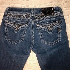 Miss Me Jeans Skinny Size 29 Style No. JP5002560